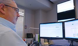 Remote diagnostics using e-Connectivity™ image